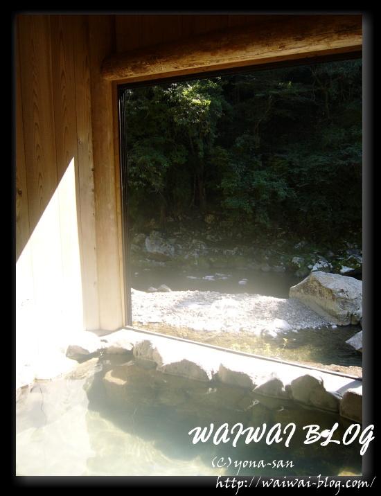 十津川村上湯温泉(出谷温泉つるつる乃ゆ)